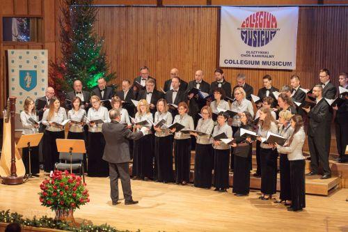 IMG 6944 XX lecie Olsztyńskiego Chóru Kameralnego Collegium Musicum